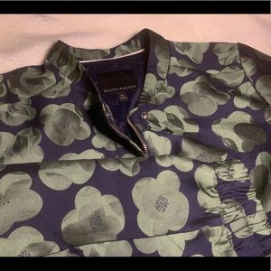 Banana republic Floral jacket